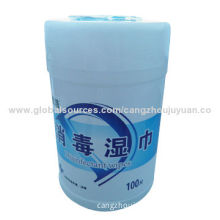 Disinfectant wet wipes with strong sterilization ability, OEM orders are welcome