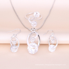 hot sale & high quality crystal jewelry set