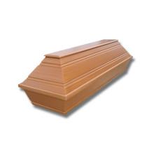 Cercueil en bois /Euro Style poussières de cercueil en bois coffret