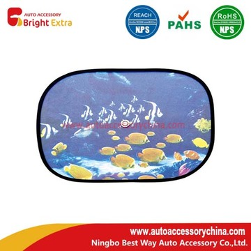 Auto Side Window Sun Shades