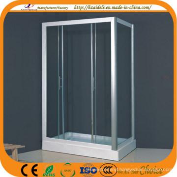 1200*800mm Rectangle Sliding Door Simple Shower Room (ADL-8019B)