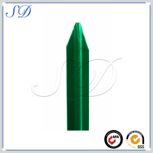 Aço Punched Green Painted T Post