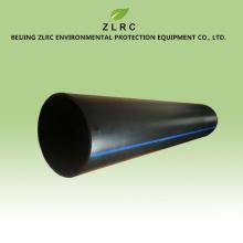 Tubo del HDPE del proveedor de China para el tubo del HDPE de la fuente y del drenaje de la tubería de agua de la garantía del comercio para el agua o el gas