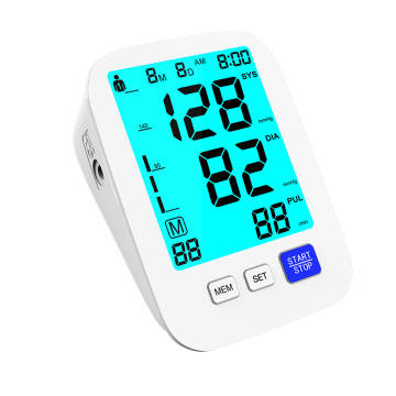 Blood pressure machine with pulse oximeter