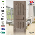 Five Panels Popular Natural Paddock Door Skin