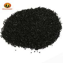 Paquete de carbón activado de la planta de China con el bolso tejido plástico 25kg