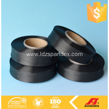 Personlized Products for Black Spandex Aoshen Black spandex for sock and swimsuit export to Chad Suppliers
