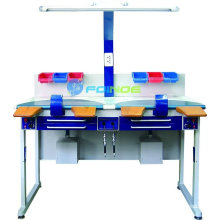 dental lab equipments (Model: Workstation (double) AX-JT5) (CE approved)