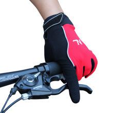 Hot Selling for Cycling Bicycle Gloves,Cycling Gloves,Bike Gloves,Bicycle Gloves Supplier in China Outdoor Sports  Full Finger Cycling Gloves export to South Korea Supplier