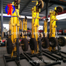 KQZ-180D pneumatic water well drilling rig 150m
