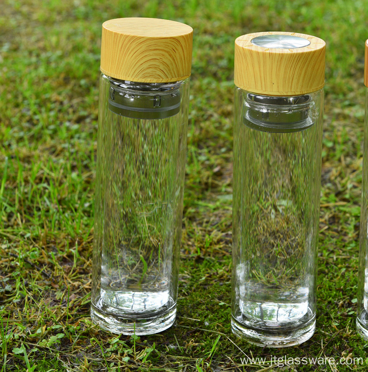 Innovative Product Promotional Borosilicate Glass bottle