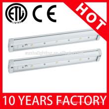 O projeto moderno LED personalizou a iluminação branca morna do armário do diodo emissor de luz ETL