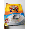 Nutrition Cereal Food Packaging