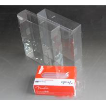 Fabricante Caja de plástico UV de impresión pequeña
