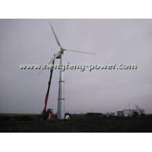 High Capacity DC To AC On Grid Tied Three Phase 500kw Wind Turbine