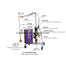 Automatic Chopped Spraying Machine