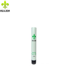 Round lip balm acrylic packaging tube