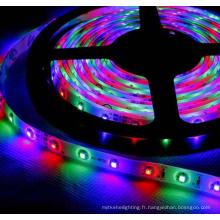 RGB LED Strip Light 5050 SMD Non étanche / IP65 / IP68 (FG-LS60S5050NW)