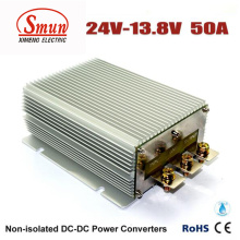 Waterproof 24VDC to 13.8VDC 50A 690W DC DC Buck Converter