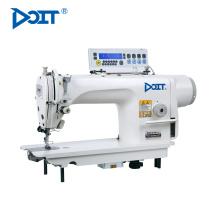 Machine à coudre industrielle à grande vitesse d'aiguille simple de point de vente d'aiguille de DT 8800D avec la chemise automatique de trimmer automatique