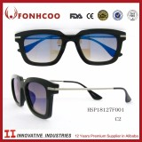FONHCOO Wenzhou Manufacture New Fashion Recycled Plastic Colored Cheap Sunglasses No Brand