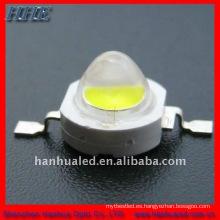 led ultravioleta con 1w, 3w, 5w, 10w, ... 500w de alta potencia profesional led