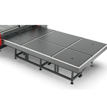 Semi-Automatic Straight Line Glass Cutting Table