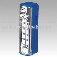 LED wiederaufladbare Notleuchte