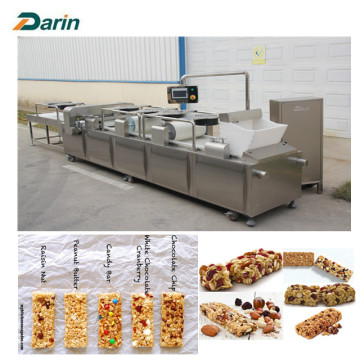 Darin Made Muesli Bar Cutting Equipment