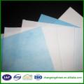 Tissu en polyester tissé / non tissé 8018