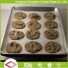 Bakeries Supply Siliconized Parchment Paper for Cooking