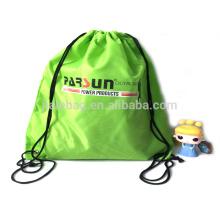 custom 210D drawstring bag