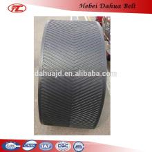 DHT-154 china manufactory v conveyor belt for conveying powdered
