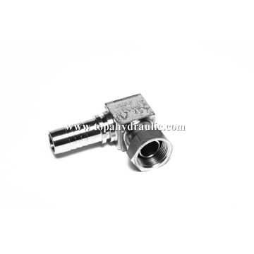 small hydraulic steel hose tractor system fittings