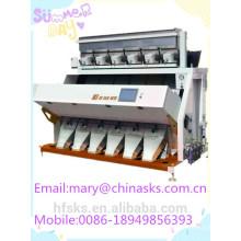 Neueste Software Farbsortiermaschine für Walnuss