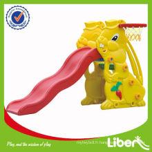 Liben Plastic Indoor Slides pour enfants LE-HT004