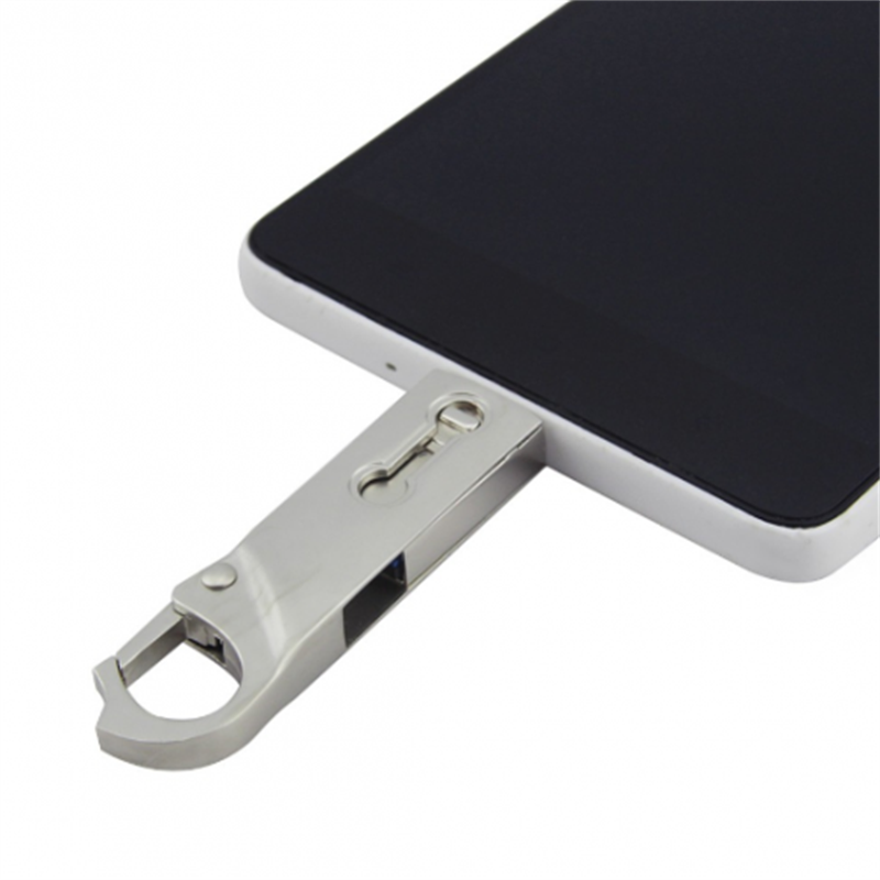 OTG Metal hook Usb