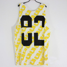 95%Cotton5%Spandex New Design Tank Top Stylish