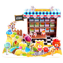 Nova loja de Design Cartoon