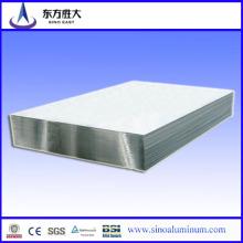 Feuille d'aluminium 3003 pour toiture ou mur en bardage