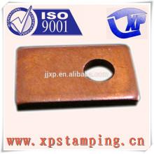 Pièces d'estampage en métal ISO9001 pour pièces de relais