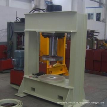 80 Tonnen 120 Tonnen 160 Tonnen Gabelstapler Vollreifenpresse
