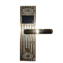 2018 haute précision capteur intelligent en alliage de zinc carte à puce de verrouillage