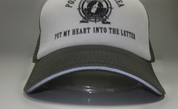 Reflective Trucker Cap