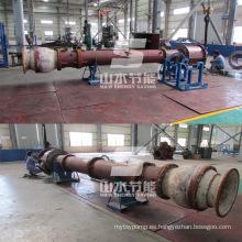 Bomba de turbina para instalaciones industriales