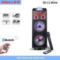 10 Inch Outdoor Bluetooth Portable Head Lever Speaker