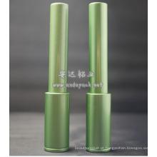 tubo cosmético de alumínio de contêiner vazio delineador