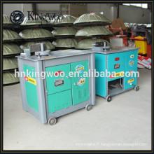 Machine de cintrage de cerceau de prix concurrentiel pour la barre de tige en acier