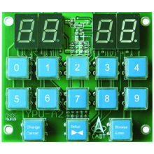 Elevator Parts, Lift Parts--Programming Board (YPE)