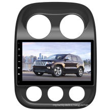 Yessun Android Car GPS for Jeep Compass (HD1051)